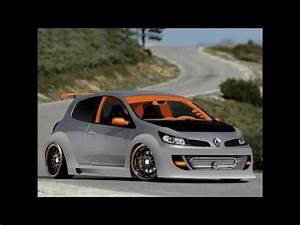 Renault Clio 4 Rs Tuning : renault clio rs extreme racing virtual tuning video youtube ~ Jslefanu.com Haus und Dekorationen