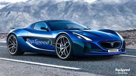 2019 Rimac Concept Two News