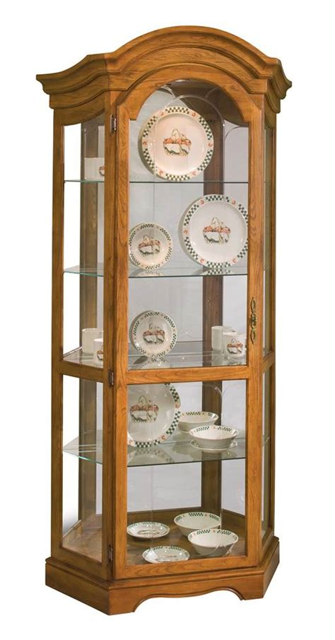 Philip Reinisch Co Manifestation Curio Cabinet by Lighthouse Manifestation Wooden Curio Cabinet With Sliding