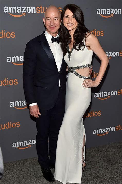 MacKenzie Scott, Ex-Wife Of Amazon Founder Jeff Bezos ...