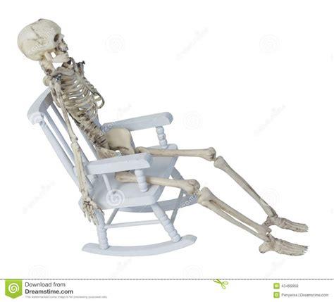 foto de Skeleton Rocking Chair Stock Images Download 13 Royalty