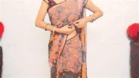 How To Drape Saree Perfectly - how to drape fish cut saree how to wear saree for curvies