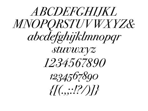 Bodoni 72 small caps font download | bialteryred
