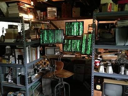 Cyberpunk Battlestation Chair Setup Computer Cyber Punk