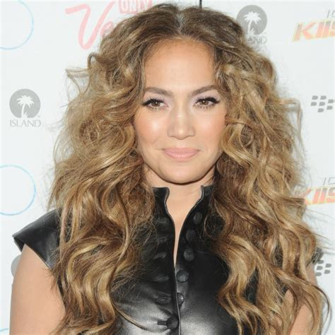 celebrity curly hairstyles jennifer lopez woman  home
