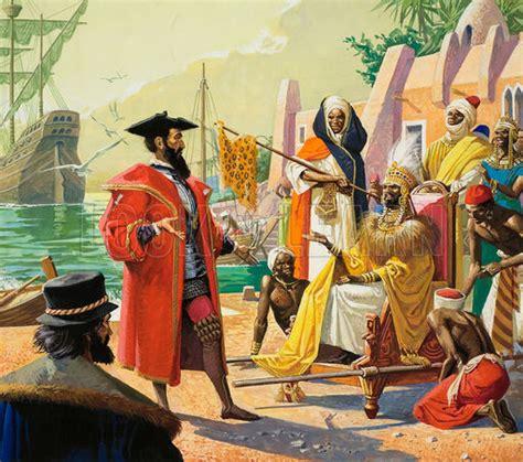 Yuo Vasco Vasco Da Gama Journey To India
