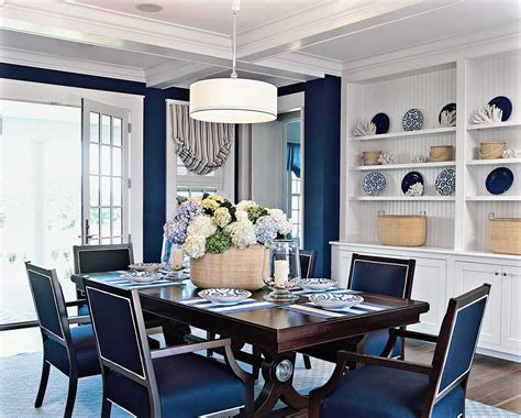 blue dining room ideas gorgeous blue dining room themes ideas to add