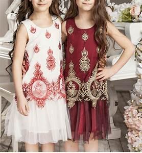 Robe Boheme Fille : robe petite fille brodee boho boheme chic ~ Melissatoandfro.com Idées de Décoration