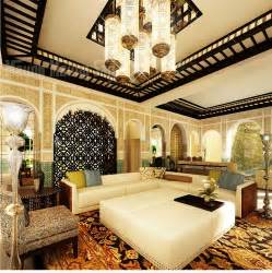 Moroccan Style Living Rooms Image