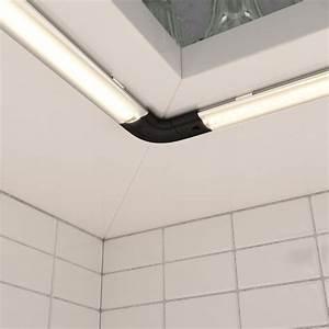 Led Unterbauleuchte Küche : led unterbauleuchte leiste k che wohnzimmer lampe netzteil beleuchtung aluminium ebay ~ Orissabook.com Haus und Dekorationen