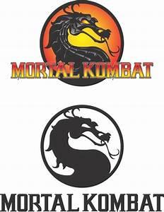 Mortal Kombat Logo Vector | Free Download