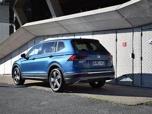 Tiguan Tdi 240 : en images essai volkswagen tiguan allspace volkswagen tiguan allspace 2 0 bi tdi 240 gps ~ Gottalentnigeria.com Avis de Voitures
