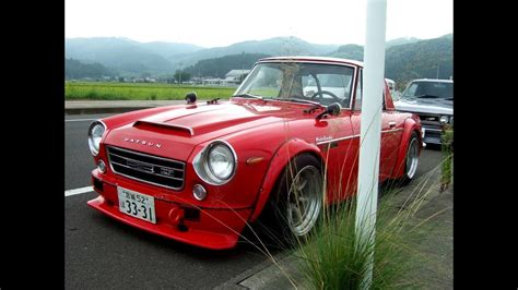 Datsun Fairlady by G2g Live 1 1964 Datsun Fairlady Sp310 Engine Sound And