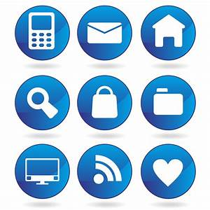 14 Phone Contacts Icons Vector Images - Contact Icons ...