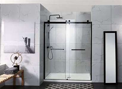 Shower Double Sliding Enclosure Elegant China Matt