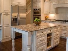 inspired exles of granite kitchen countertops hgtv