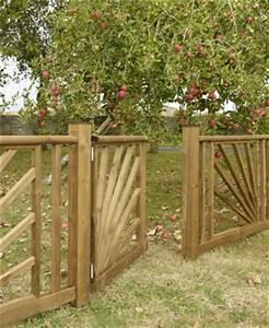 Portillon Bois Jardin : 600000824 portillon bois roseaux avec lisse opale ~ Preciouscoupons.com Idées de Décoration