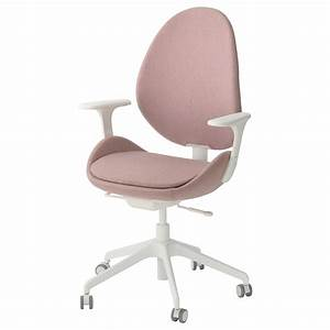 Chaise De Bureau : chaise de bureau fauteuil de bureau confortable design ikea ~ Teatrodelosmanantiales.com Idées de Décoration