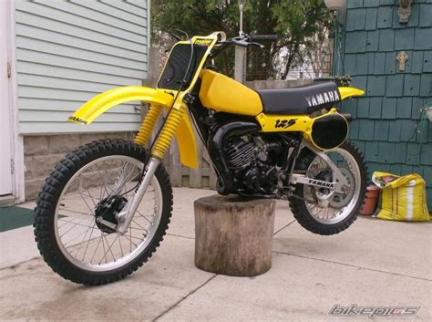 1979 Yamaha Yz 125