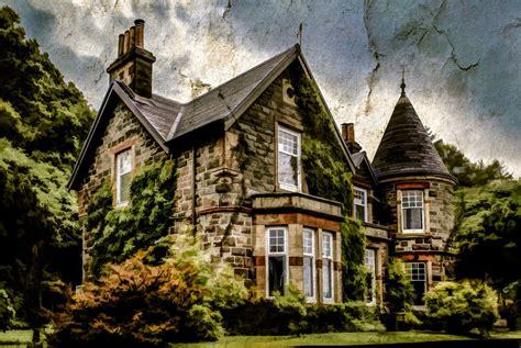 Cottage Scotland by Scottish Cottage By Wulfman65 On Deviantart
