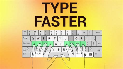 How To Show Your Computer Skills On A Resume by How To Type Without Looking At The Keyboard