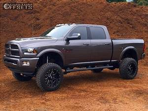 2017 Dodge Ram 2500 Fuel Maverick Bds Suspension ...