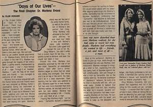 June 5 1984 U0026quotdays Of Our Lives The Final Chapter Dr
