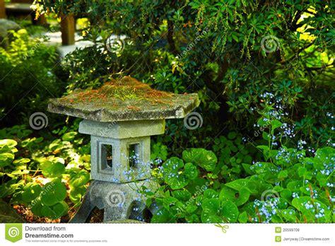 lanterne antique de sennuji jardin japonais photos libres