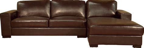 brown leather chaise sofa dark brown leather sectional sofa with brown velvet seat