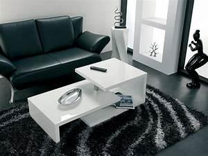 Table Basse De Salon : bien choisir une table basse pour son salon ~ Teatrodelosmanantiales.com Idées de Décoration