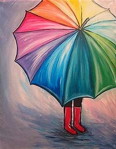 43, Easy, Acrylic, Canvas, Painting, Ideas, For, Beginners