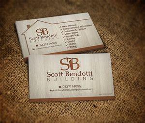carpentry business card designs
