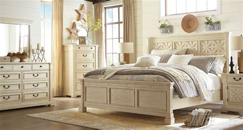 Bedroom Furniture by Bolanburg Panel Bedroom Set By Signature Design By