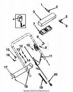 Mtd 12ae263e352  1998  Parts Diagram For Electric Start