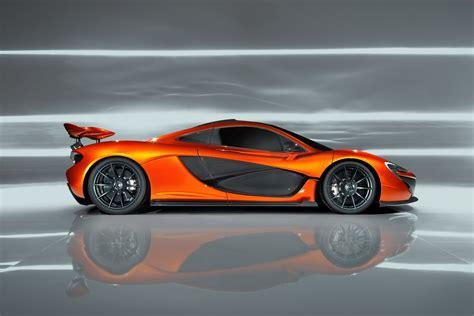 New Photos Of Mclaren P1 Supercar Concept