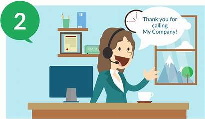 Business Calls Customer Learning Assistance Provide Company