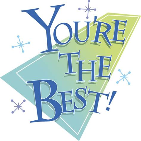You Re The Best Clipart You Re The Best Photo By Usmc81 Clipart Best Clipart Best