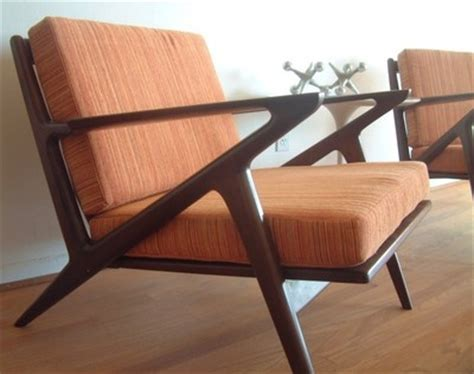Selig Z Chair Reproduction by Selig Z Chair Mid Century Modern Home
