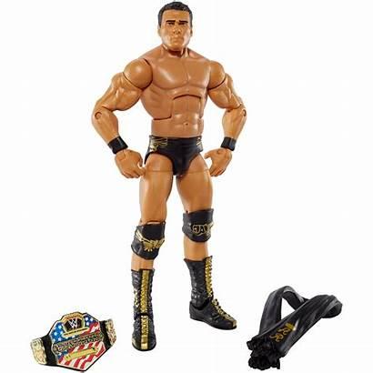Wwe Elite Rio Alberto Figures Toys Action