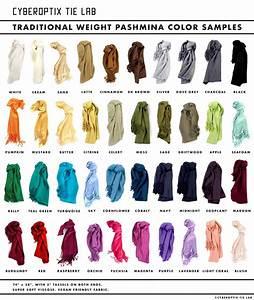 Knot Tying Diagram Pashmina Scarf