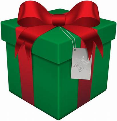 Transparent Background Presents Clip Christmas Gift Library