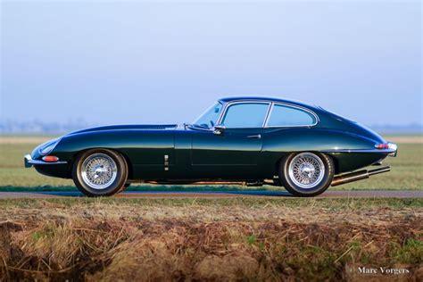 jaguar  type  litre fhc    classicargarage
