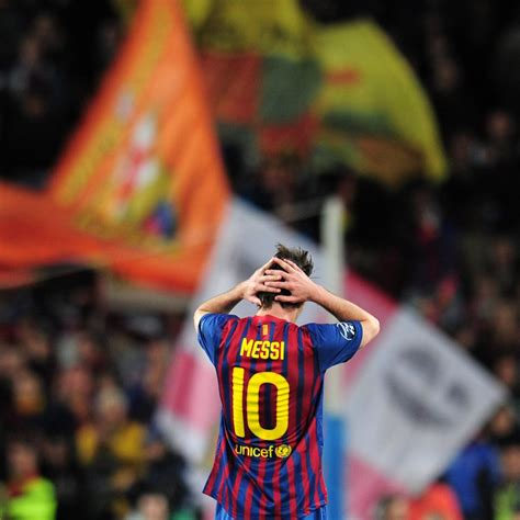 Chelsea vs. Barcelona: Lionel Messi Isn't to Blame for ...