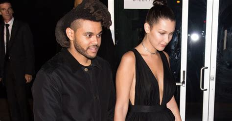 Dedicated to sharing and discussing anything and everything related to the weeknd. The Weeknd Supports Girlfriend Bella Hadid At NYFW ...