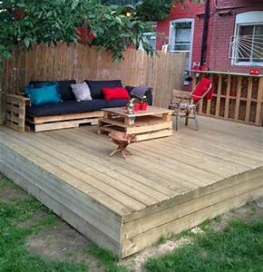 Fabriquer Meubles Jardin Avec Des Palettes. le fauteuil en palette ...