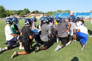 Panthers Football team begins summer camp - O'Fallon Weekly