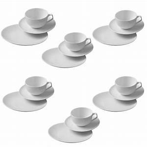 Rosenthal Geschirr Weiß : geschirr kaffeeset tac wei 18 teilig von rosenthal ~ Michelbontemps.com Haus und Dekorationen