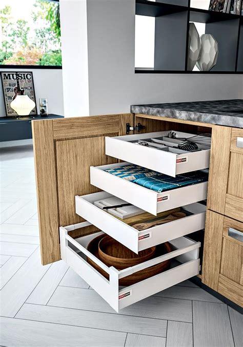 cuisine rustique chene meuble bas et armoire sagne cuisines