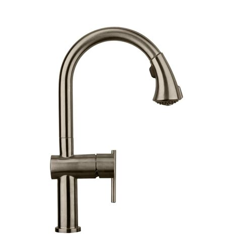 whitehaus kitchen faucets whitehaus collection waterhaus single handle pull