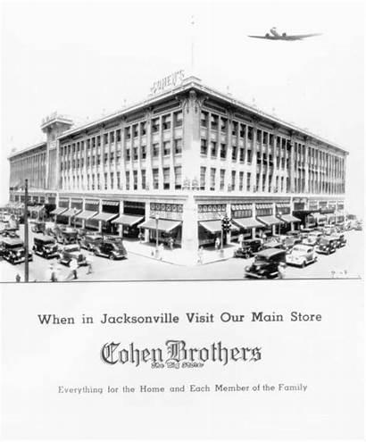 Department Cohen Advertisement Floridamemory Florida 1937 Memory